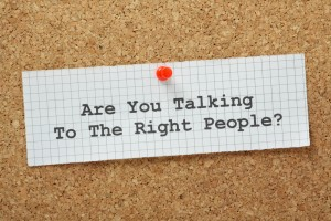 Talk to Right People_