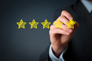 Business Star Rating Image