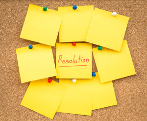 Resolution Post Its
